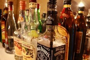 ドリンクの種類豊富!毎週木曜日はバー営業日です。